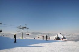 Czarna Góra Atrakcja Stacja narciarska GrapaSki