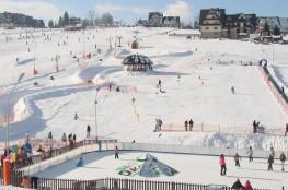 Murzasichle Atrakcja Stacja narciarska Murzasichle-Ski