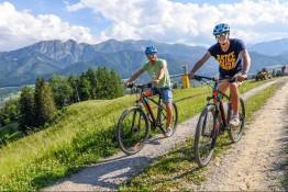 Zakopane Atrakcja Rowery Zjazd.pl - rowerowy z Gubałówki