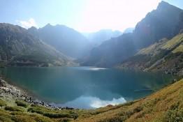 Zakopane Atrakcja Jezioro Czarny Staw Gąsienicowy
