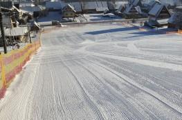 Witów Atrakcja Wyciąg narciarski Wyciąg Narciarski Uboc