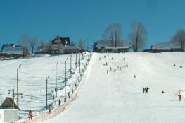 Murzasichle Atrakcja Stacja narciarska Hajduk