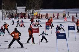 Murzasichle Atrakcja Szkoła narciarska Małe Ciche