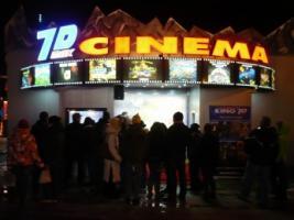 Zakopane Atrakcja Kino 7D max