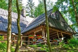 Zakopane Restauracja Karczma polska regionalna Chata Zbójnicka