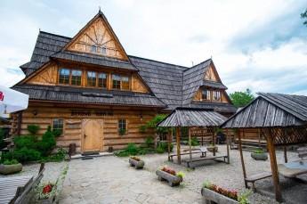Zakopane Restauracja Restauracja polska regionalna Bąkowo Zohylina Niżnio
