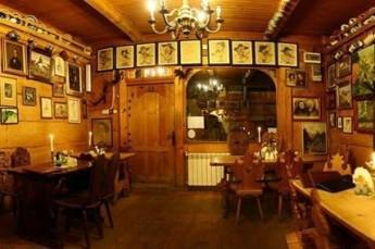 Zakopane Restauracja Karczma Żabi Dwór