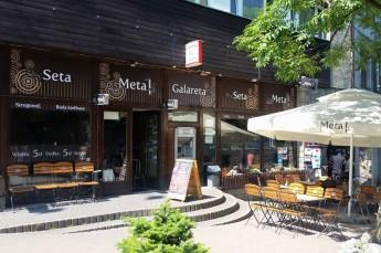 Zakopane Restauracja Restauracja Meta Seta Galareta