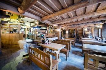 Zakopane Restauracja Karczma Stek Chałupa
