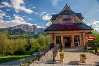 Zakopane Restauracja Karczma Szymaszkowa