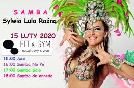 Zakopane Wydarzenie Warsztaty Samba Workshop