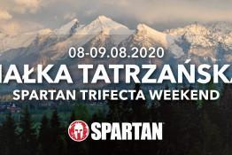 Białka Tatrzańska Wydarzenie Bieg SPARTAN RACE: Białka Tatrzańska Trifecta Weekend