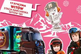 Witów Wydarzenie Widowisko Wawel Truck w Witowie już 17 stycznia  Zapraszamy!