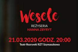 Zakopane Wydarzenie Spektakl Wesele - Bo To Polska Właśnie