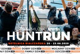 Białka Tatrzańska Wydarzenie Bieg Festiwal Hunt Run Kotelnica 2020
